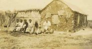 Cunucu-bewoners (Picture courtesy of lago-colony.com)