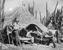 American tent camp (picture courtesy of lago-colony.com)