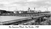 Pan American wharf 1927 (picture courtesy of lago-colony.com)