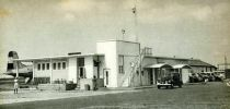 Second airport building, 40s